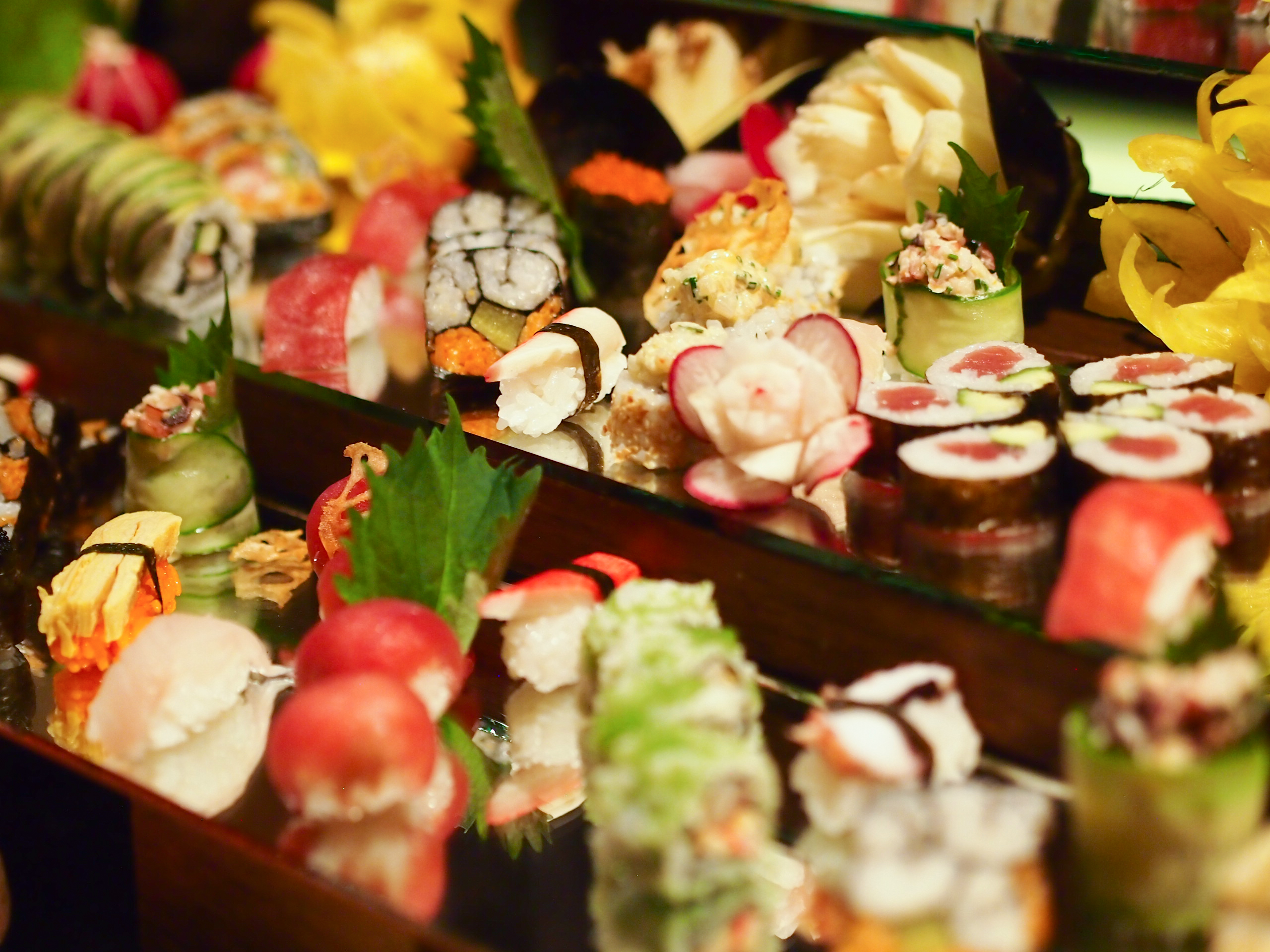 Array of Sushi